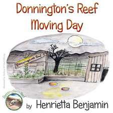 Donnington's Reef Moving Day