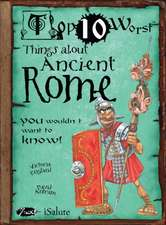 England, V: Things About Ancient Rome