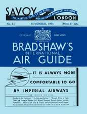 Bradshaw's International Air Guide, No. 1:  How to Get There by Subway and Automobile