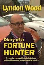 Diary of a Fortune Hunter