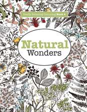 Really Relaxing Colouring Book 4: Natural Wonders