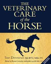 Devereux, S: Veterinary Care of the Horse