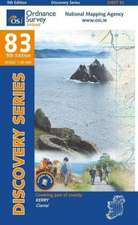 Irish Discovery Series 83. Kerry 1 : 50 000