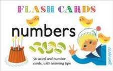 Gree, A: Flash Cards: Numbers
