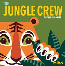 Mibo: The Jungle Crew (Board Book)