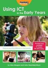 Siraj-Blatchford, J: Using ICT in the Early Years