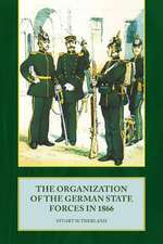 The Organization of German State Forces in 1866