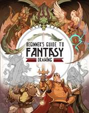 Beginner's Guide to Drawing Fantasy Characters