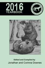 Centre for Fortean Zoology Yearbook 2016