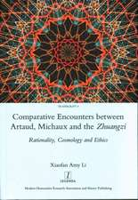 Comparative Encounters Between Artaud, Michaux and the Zhuangzi