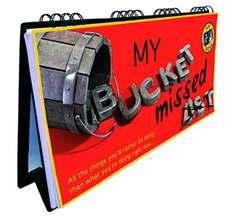 My Bucket Missed List Flip Book
