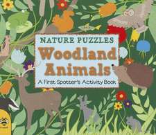 Nature Puzzles:  A First Spotter's Activity Book