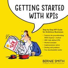 Getting Started with KPIs