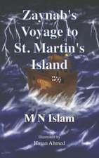 Zaynab's Voyage to St. Martin's Island
