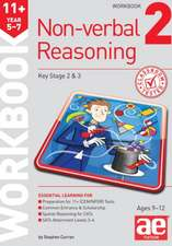 Curran, S: 11+ Non-verbal Reasoning Year 5-7 Workbook 2