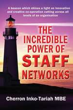 The Incredible Power of Staff Networks:  How to Fight Gout - And Win