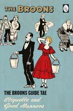 Broons Guide Tae... Etiquette and Good Manners