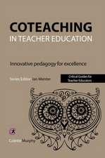 Coteaching in Teacher Education
