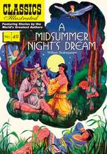 A Midsummer Night's Dream:  Or, the Modern Prometheus