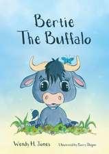 Bertie The Buffalo