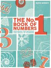 Binney, R: The No.1 Book of Numbers