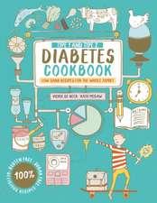 Type 1 and Type 2 Diabetes Cookbook