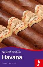 Foorprint Handbook Havana