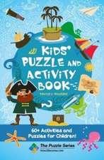 Kids' Puzzle and Activity Book Pirates & Treasure