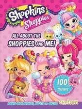 Shopkins Shoppies Friendship Fun Book