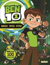 BEN 10 SEEK & FIND