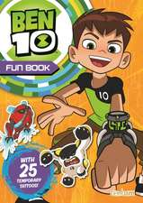 BEN 10 TATTOO TRANSFER BOOK