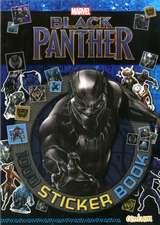 BLACK PANTHER 1000 STICKER BOOK