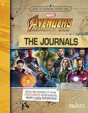 Avengers Infinity War Insiders Guide
