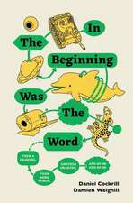 In The Beginning Was The Word, Then a Drawing, The More Words, Another Drawing, and so on and so on