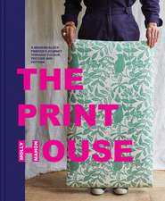 The Print House: A Modern Block Printer's Journey Through Color, Texture, and Pattern