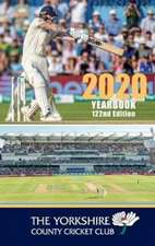 Hardcastle, G: The Yorkshire County Cricket Club Yearbook 20