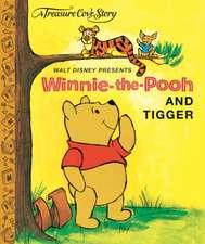 Winnie The Pooh & Tigger