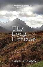 The Long Horizon