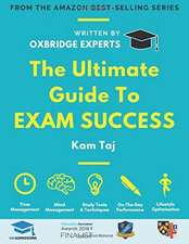 ULTIMATE GUIDE TO EXAM SUCCESS