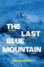 Last Blue Mountain