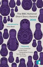 BBC National Short Story Award 2019