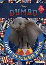 Dumbo 1000 Sticker Book