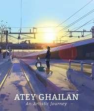 Artistic Journey: Atey Ghailan