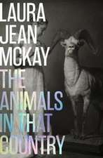 Jean McKay, L: The Animals in That Country