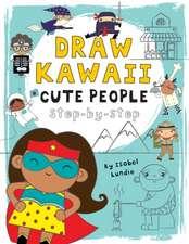 Draw Kawaii: Cute People