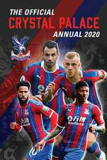 Official Crystal Palace Annual 2021