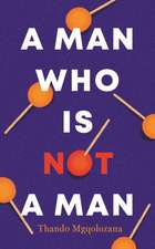 Man Who Is Not a Man