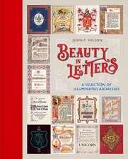 Beauty in Letters