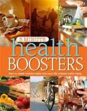 Readers Digest: 5 Minute Health Boosters