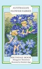 Australian Flower Fairies Birthday Book